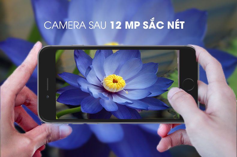 iPhone 6S Plus 16GB camera sau sắc nét