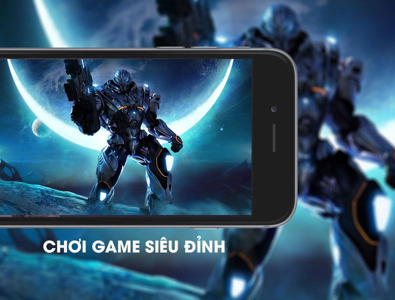 iPhone 6S Plus 16GB chơi game siêu đỉnh